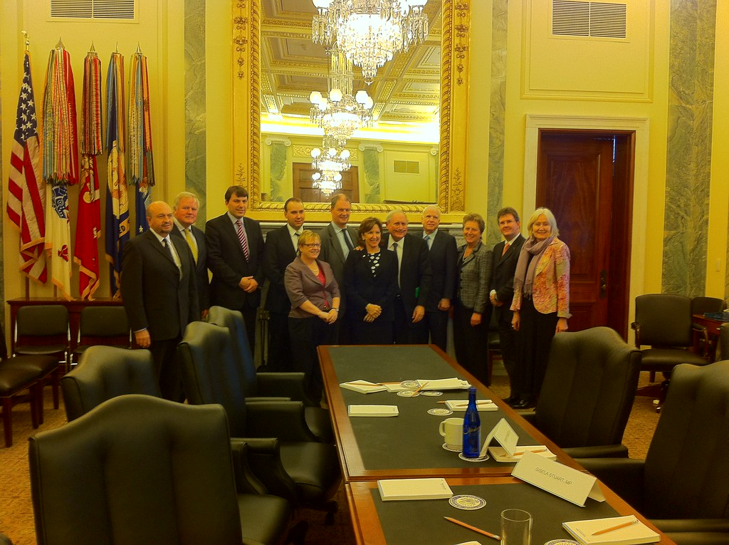Meeting the Senate Armed Services Committee | The Defence ...