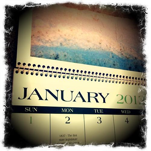 2012 Calendar | by danielmoyle