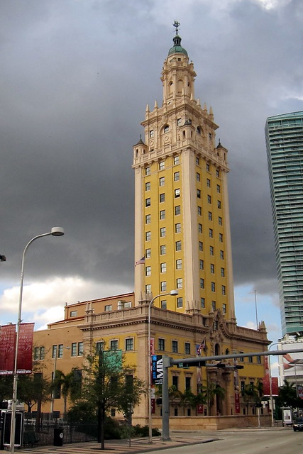 Miami - Downtown Miami: Freedom Tower
