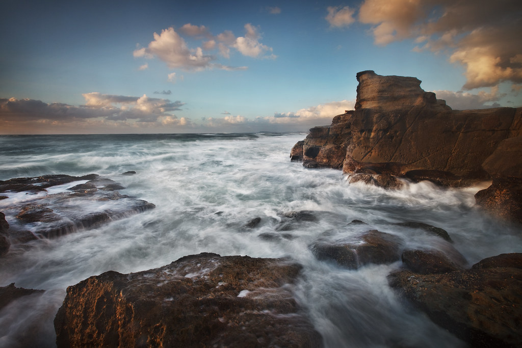 Image: Soldiers Point Swell