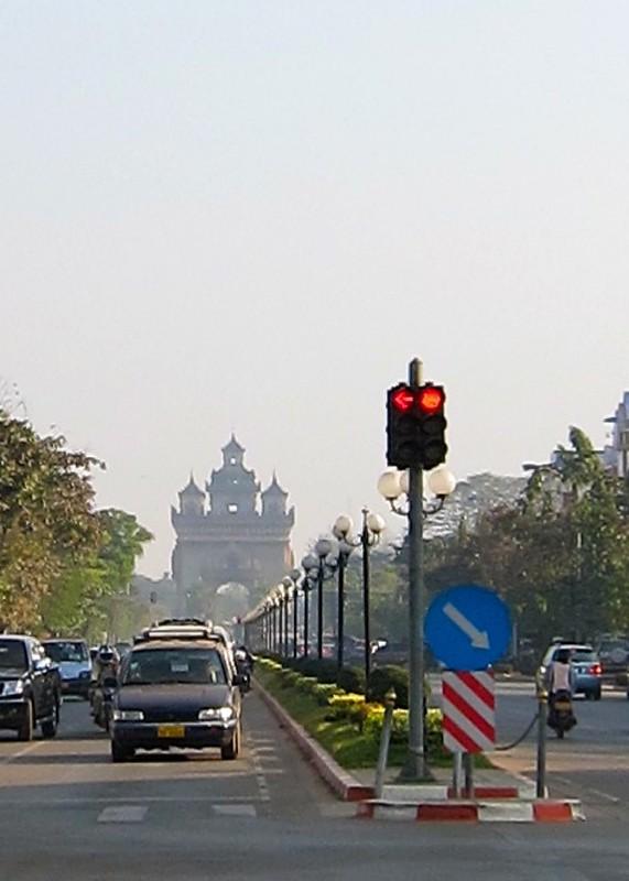 Arch Du Laos