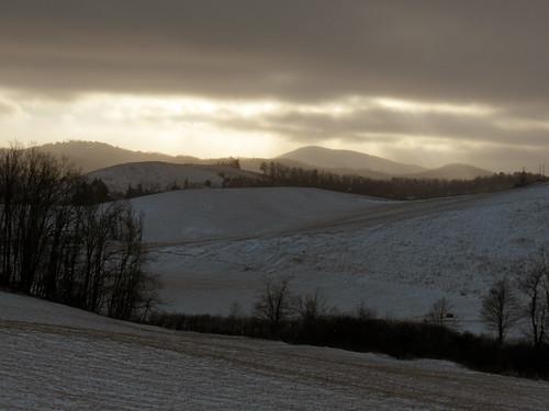 winter snow landscape northcarolina blueridgeparkway westernnorthcarolina southernappalachians ccbyncsa bamboogap canonpowershotsx40hs