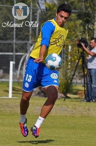 DSC_0123 El Puebla FC entreno en el Club Deportivo La Noria previo a la J3 TC 2012 vs Atlante por Mv Fotografía Profesional / www.pueblaexpres.com