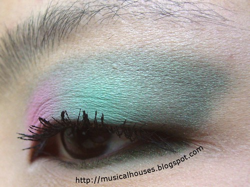pink green spring eye 3 | by musicalhouses