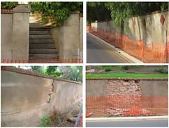 Wall at 25 High Street