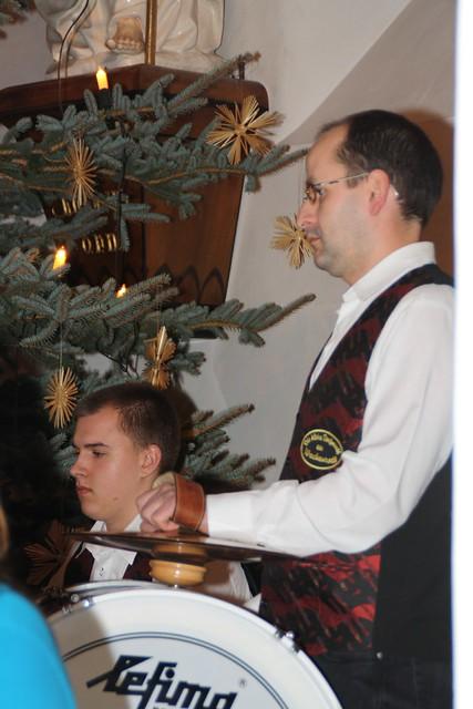 Lukas & Christian von der kleinen Dorfmusik