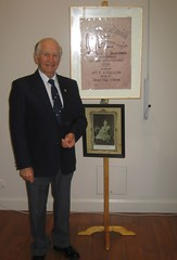 Ralph Hatcher at Centenary of Song of Australia. 24 May 2009