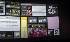 """""""Rotterdam -12°"""" het is zo koud, temperatuur past niet meer netjes in #IFFR dashboard design"""