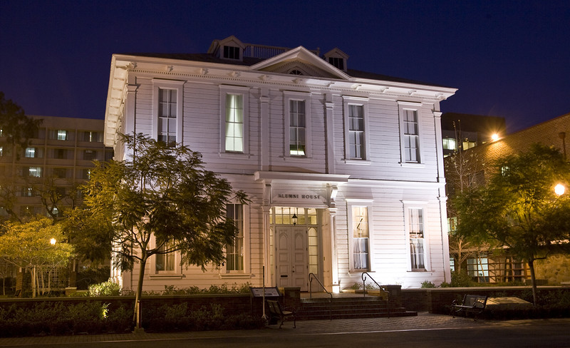 Widney HallAlumni House