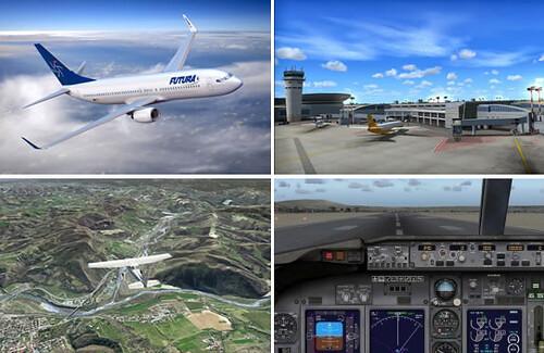 The Most Realistic Pro Flight Simulator Game