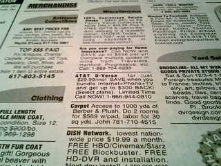 Newspaper classifieds | by IN 30 MINUTES Guides