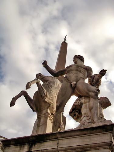 Obelisco de la Piazza del Quirinale   by loresui