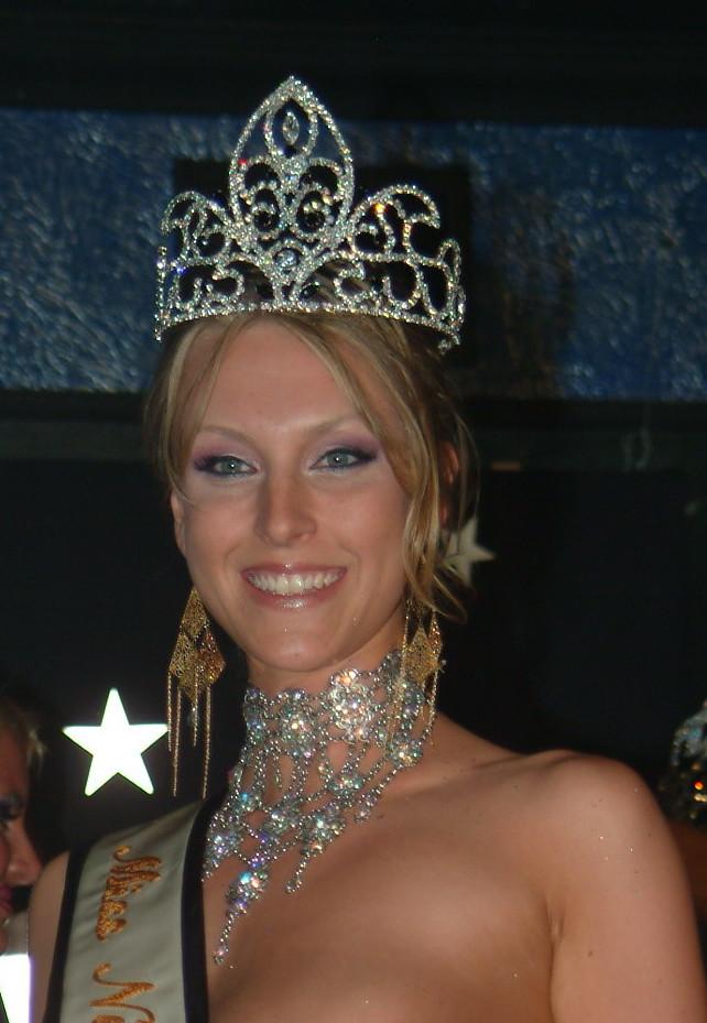 Cassandra Jane Miss Nude World 2006 Entertainer of the Yea