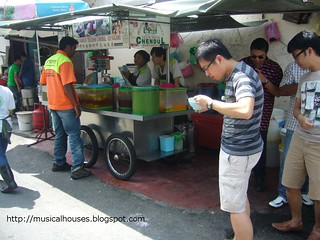 penang chendol stall | by musicalhouses