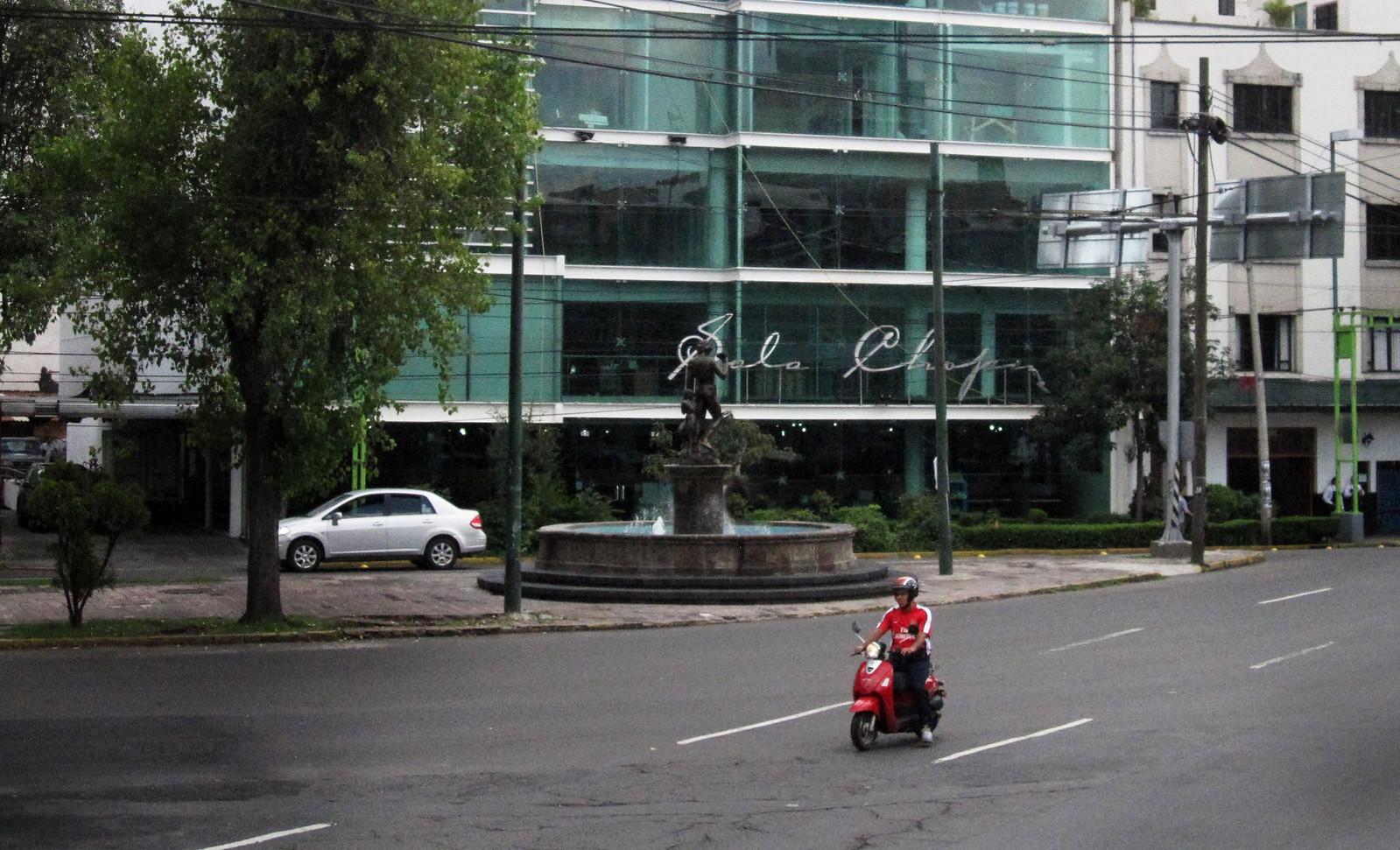 Ciudad de México 282