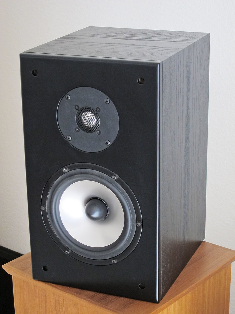 DIY: Madisound com MD14, Seas L18 & Seas 27TBFCG speakers | Flickr