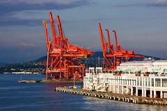 Porto de Vancouver / Vancouver Harbour