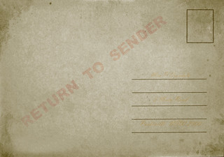 * Return to Sender * | by pareeerica