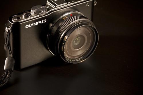 14mm Panasonic Lumix on E-PL3 | by staticantics