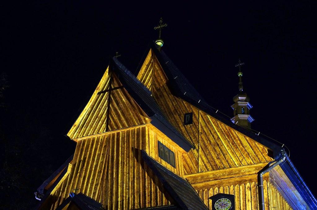 9/366: St. Jacob church in Raciechowice