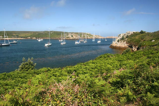 Tresco and New Grimsby Harbour