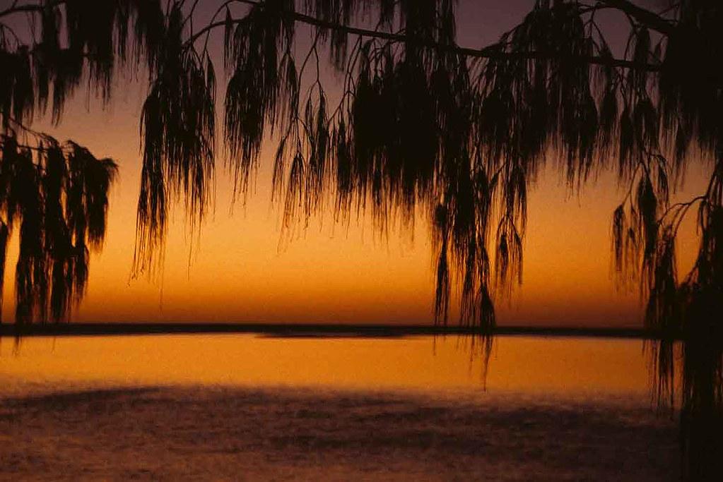 Heron Island - sunset