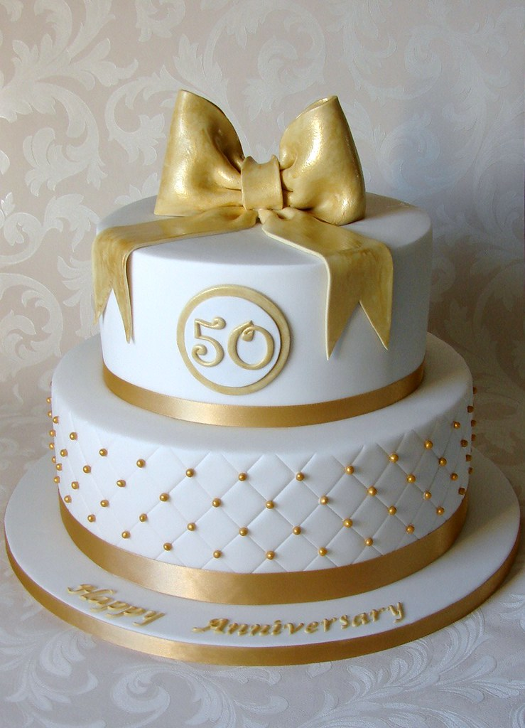 50th Wedding Anniversary Cakes.50th Wedding Anniversary Cake Thanks To Spring Lake Cakes Flickr