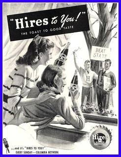 1947 HIRES AD