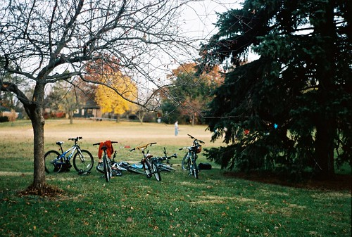 Trendwood Park, October, 2011 | by Maggie Osterberg