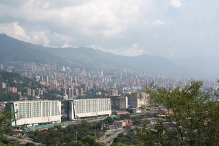 Medellin cityscape | by The Colombian Way