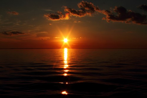 sunset sky lake clouds lowcountrysunsetsmdggraphixmontereflectionbrilliantdeepdarklakemoultriebonneaubonneaubeachsouthcarolina