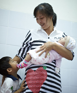 Mother and Child Hospital in Vientiane | by World Bank Photo Collection
