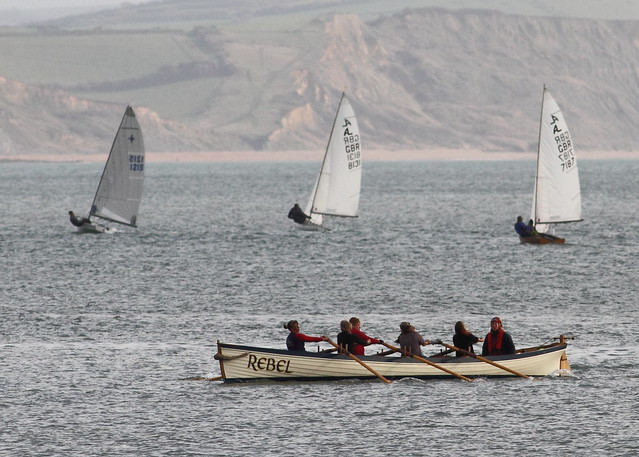 Lyme Regis Pilot Gigg Boats (Set)