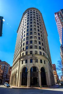Turk's Head Building, Providence, RI | by tenchiro