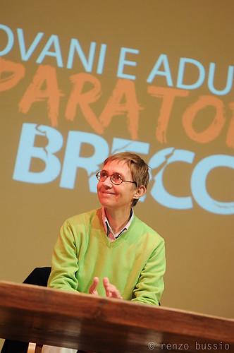 Susanna Tamaro all'Università del Dialogo 2011