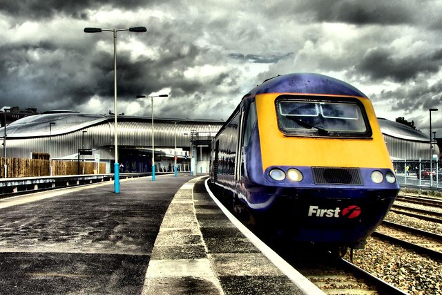Class 43, 43191, First Great Western.