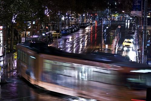 Public Transit Motion - by Vermin Inc