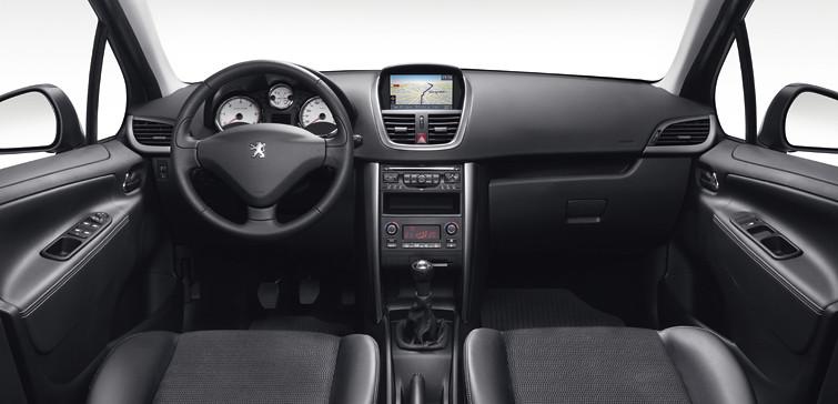 Peugeot 207 - Cockpit/Dashboard | www spirepeugeot co uk/new