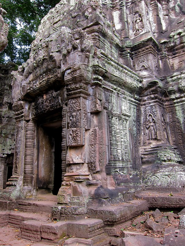 Preah Kahn at Angkor