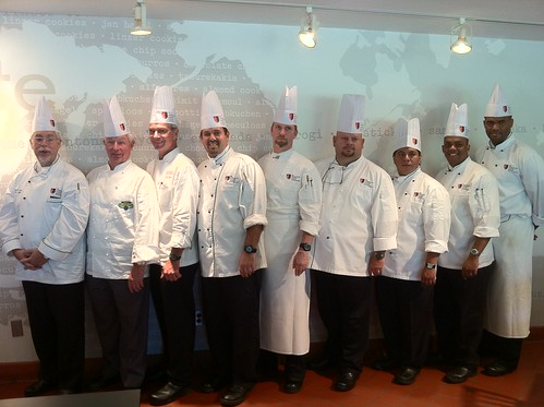 The International Culinary Schools at The Art Institutes 2012 Culinary Olympic Team