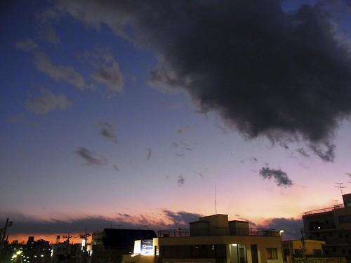 sunset ricohcx5