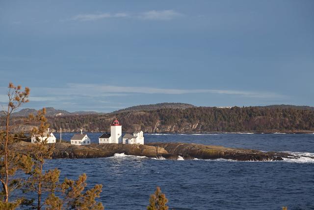 Langøytangen lighthouse