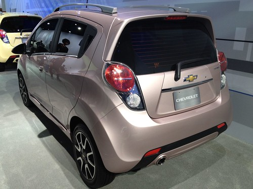 2013 Chevrolet Spark - Live from the 2012 Detroit Auto Show -  Jan 10, 1:15:31 PM Photo