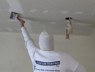 acoustic ceiling removal east bay | by custompaintinginc