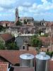 Bruggy – výhled ze střechy pivovaru De Halve Maan, foto: Petr Nejedlý