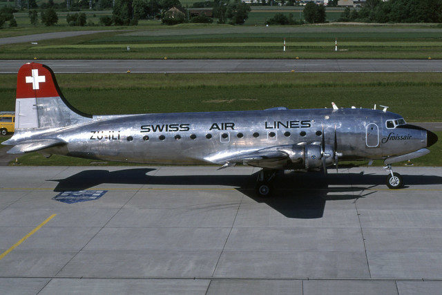 ZU-ILI (Swiss Air Lines)