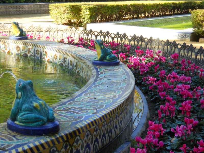 Parque Maria Luisa Sevilla 4