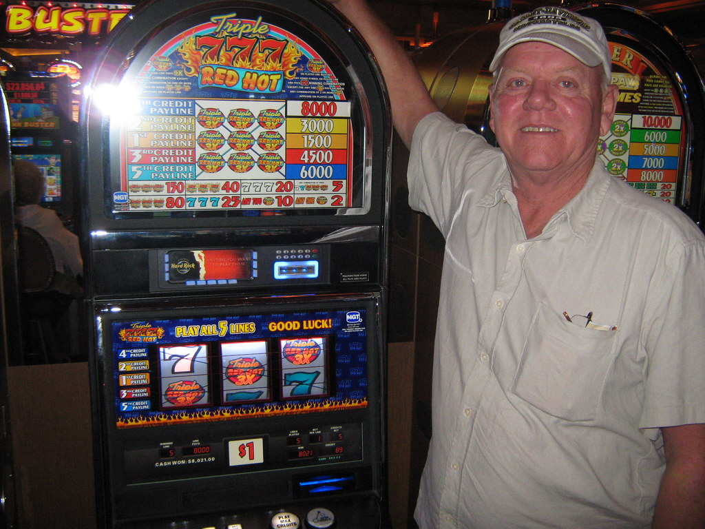 Slot Machine Winners
