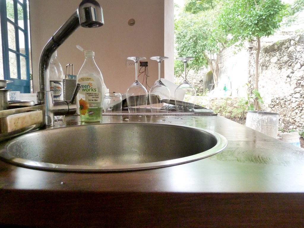 Our Kitchen Island Prep Sink Merida Hideaway Flickr