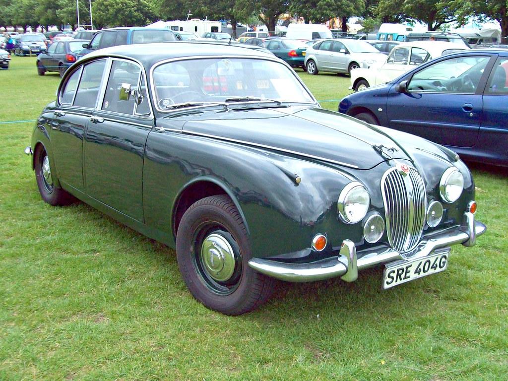 241 Jaguar 340 (1968) | Jaguar 340 (1968) Engine 3442cc S6 ...